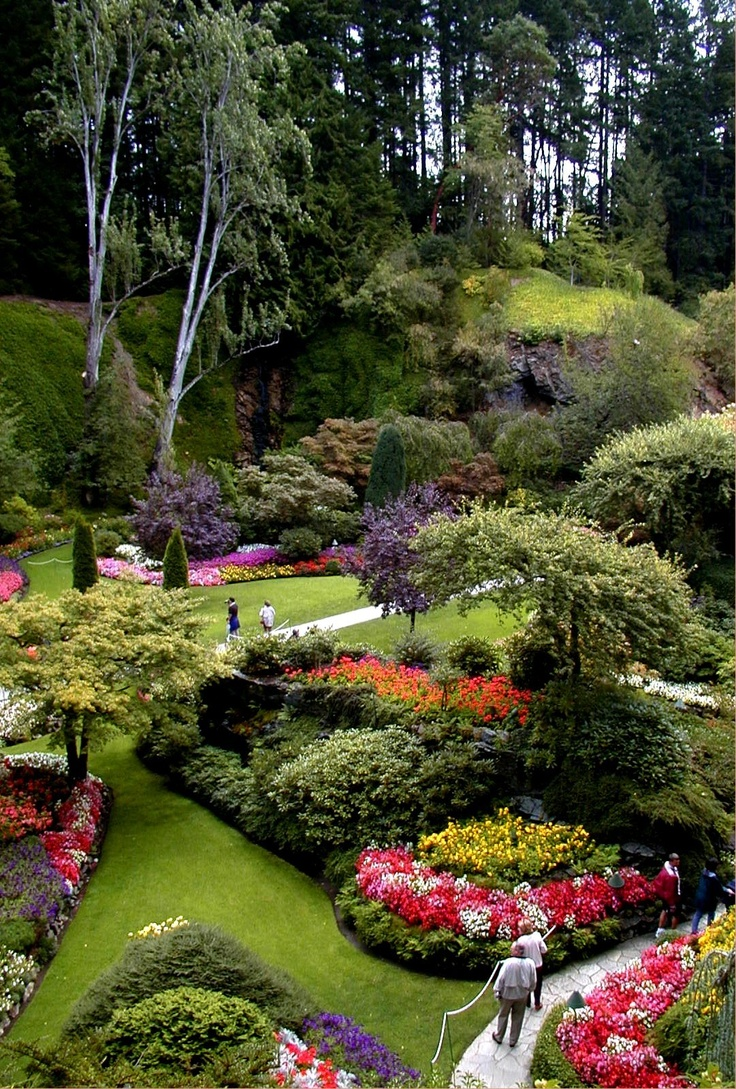 Top 10 beautiful backyard designs top inspired for Beautiful garden layouts