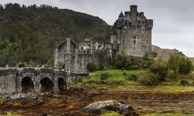 Top 10 Most Fascinating Castles | Top Inspired