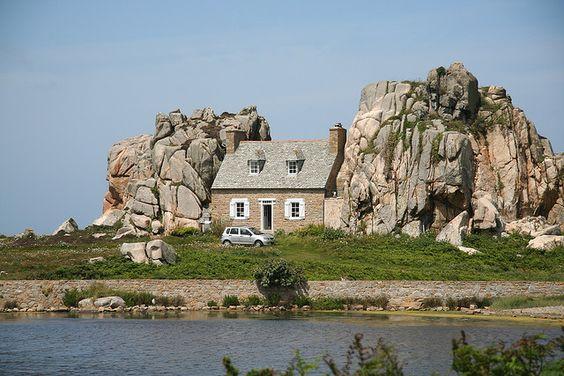 Brittany-Cottage-France