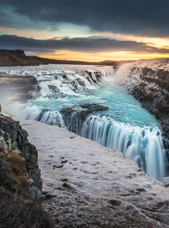 Gullfoss-Falls-Iceland-