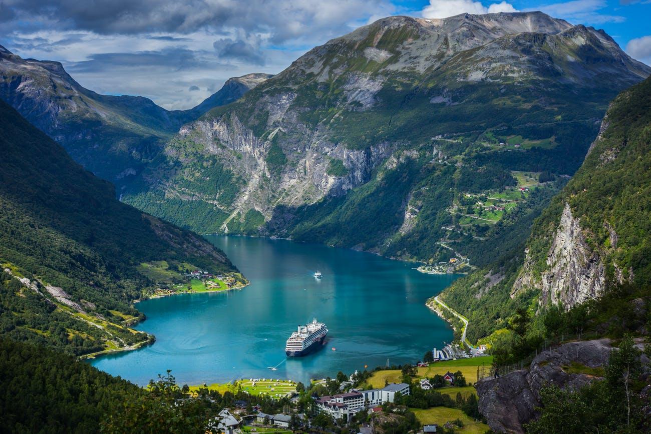 Nordfjord-Norway
