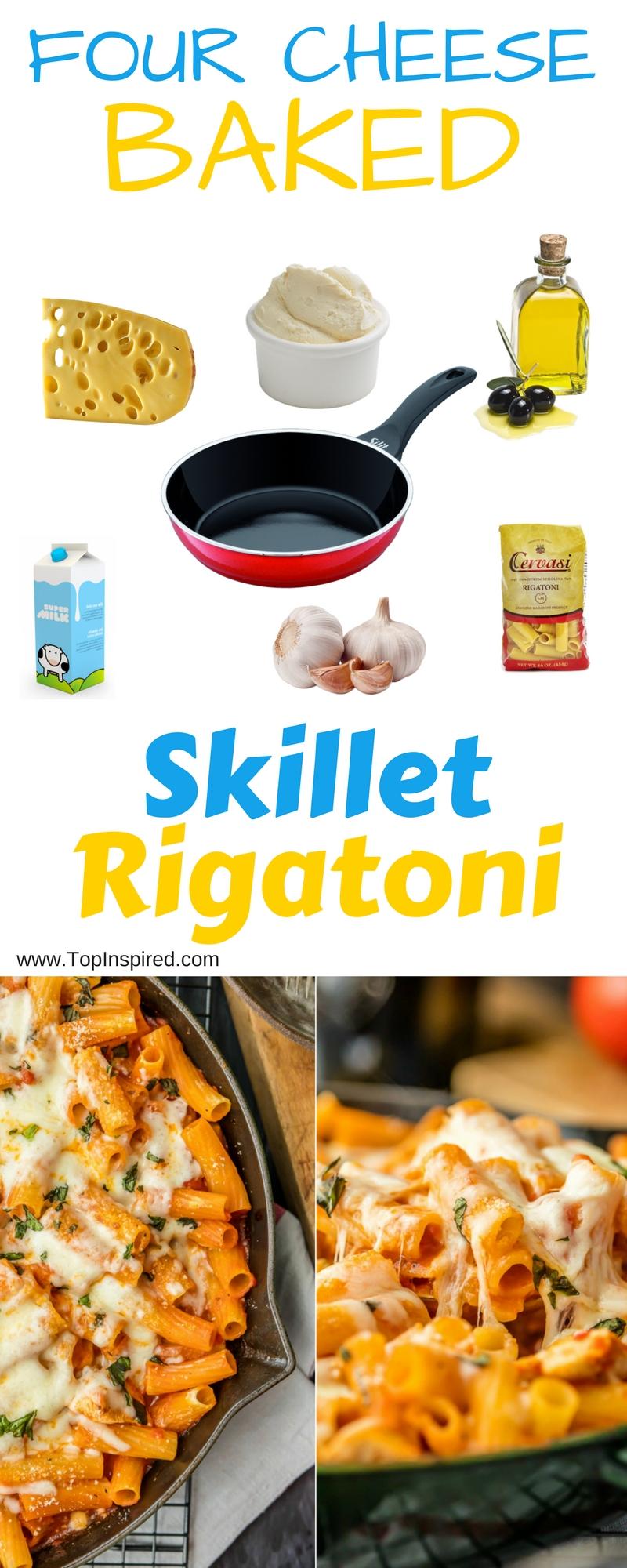 Skillet-Rigatoni