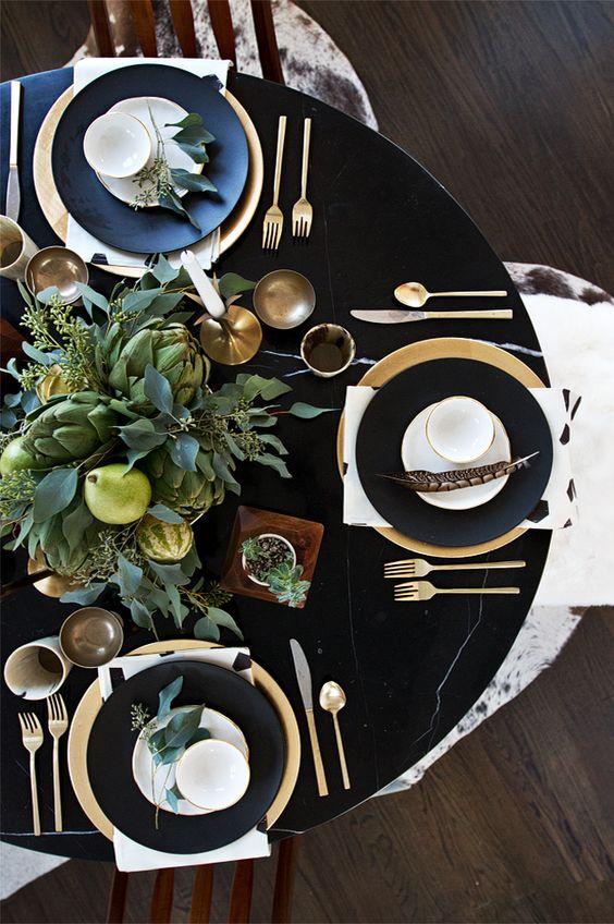 black-caviar-tablescape