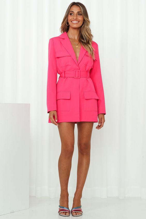 blazer-pink-dress