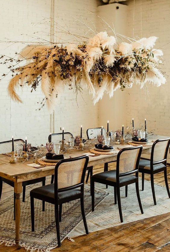 dried-flower-tablescape