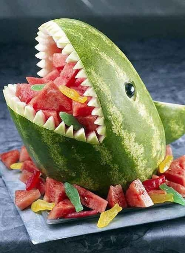 top 10 food decorations - Decorations