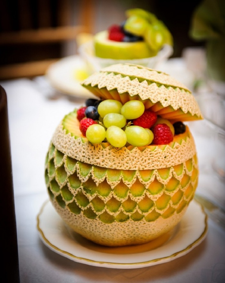 Top 10 food decorations top inspired for Decoration fruit