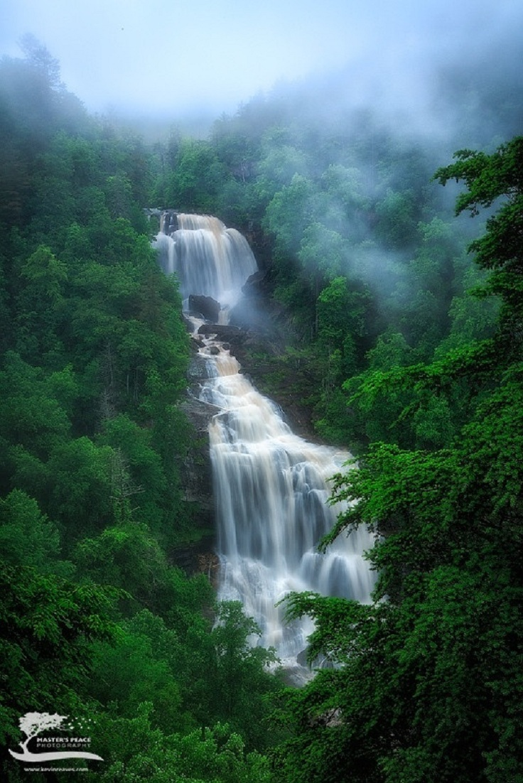 TOP 10 USA Waterfalls