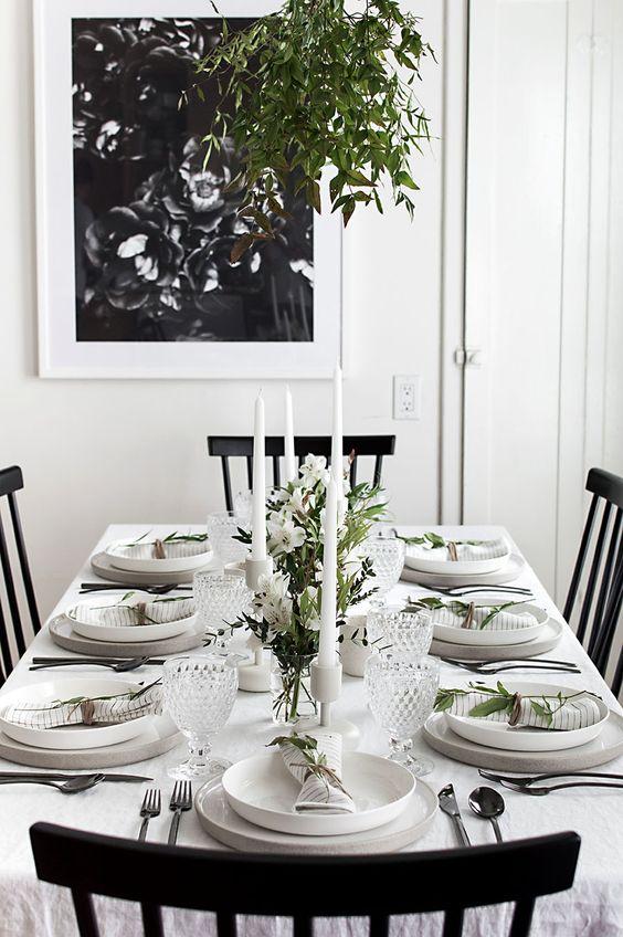 white-table-setup