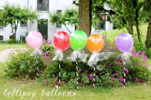 Colorful-DIY-Lollipop-Balloons-For-Kids-Party-524x349-1