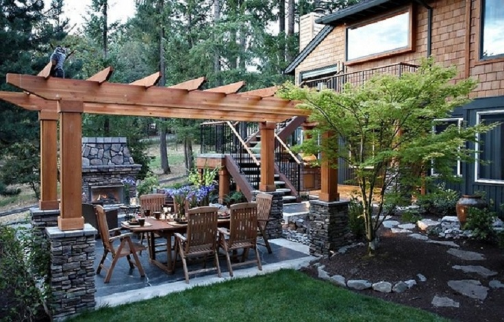 garden design with top most beautiful backyards in usa with backyard design from topinspiredcom