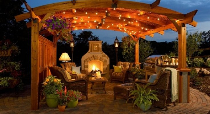 TOP 10 Most beautiful backyards in USA | Top Inspired