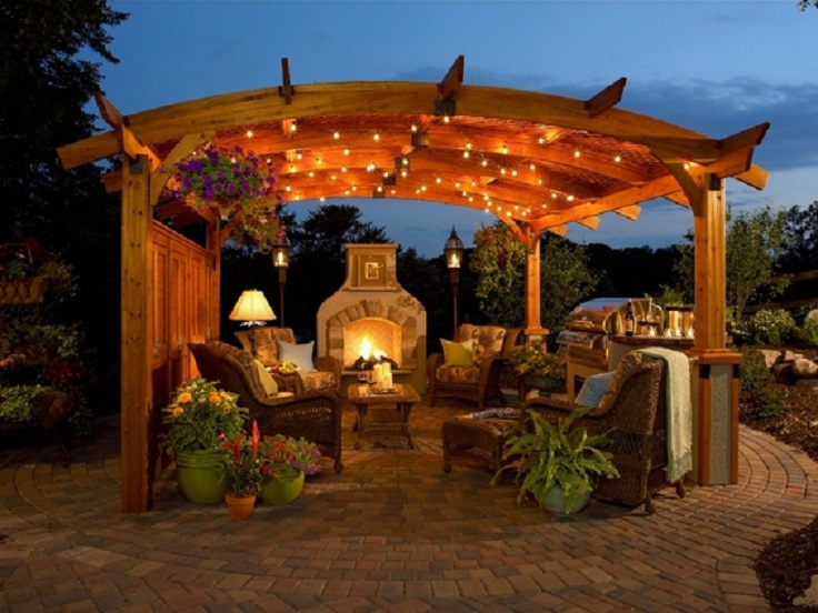 Beautiful Backyard Ideas pictures of beautiful backyard decks patios and fire pits Garden Design With Top Most Beautiful Backyards In Usa With Backyard Makeovers Before And After From