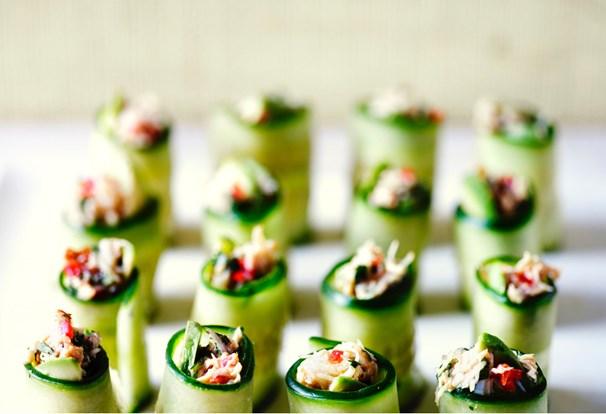 crab-and-cucumber-rolls