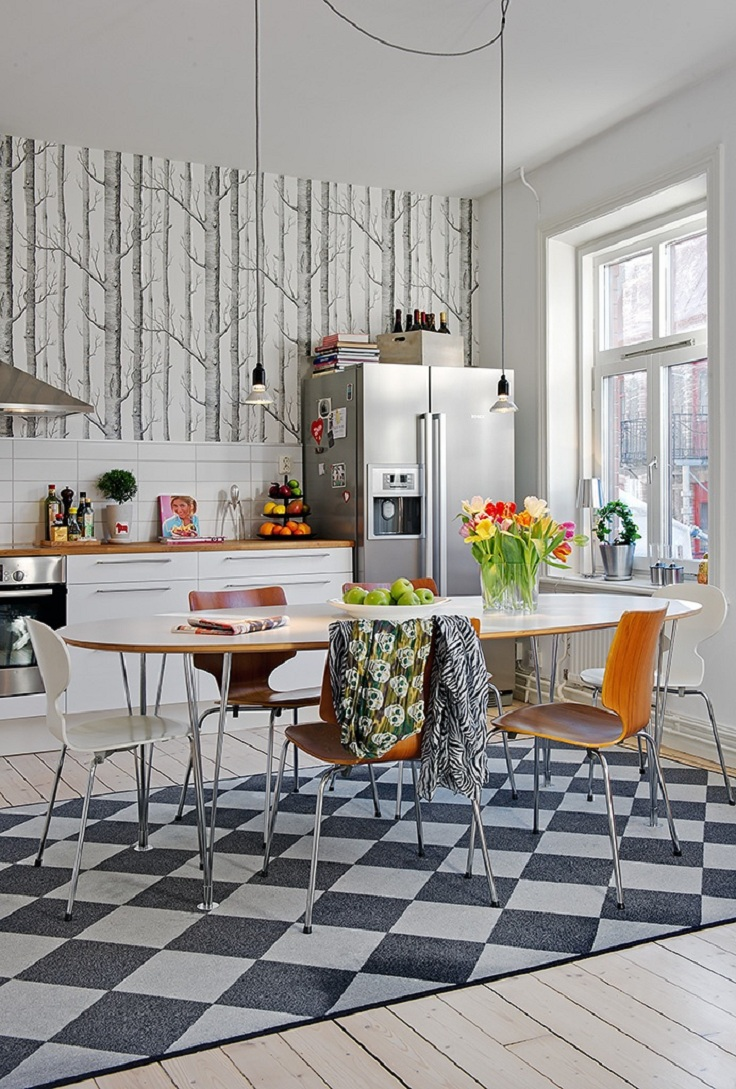 Top 10 Wallpapers For Your Kitchen - Top Inspired