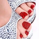 Top 10 Red Nails Designs | Top Inspired