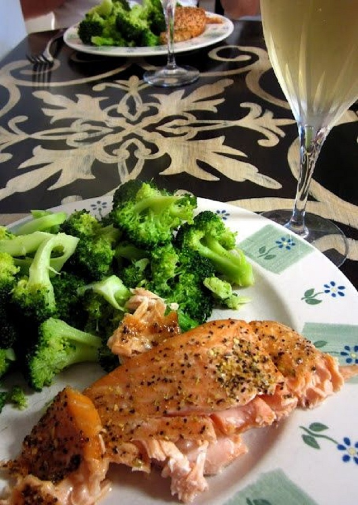 It is super easy to prepare at home and it will be even sweeter to you, knowing you cooked everything by yourself.  Enjoy our suggestions on salmon recipes and make sure you try all of them. #Salmon