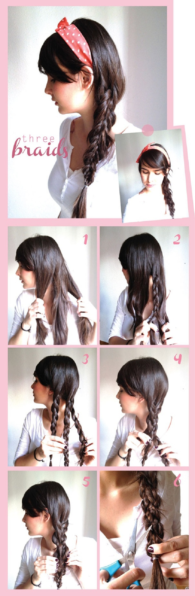 Hair Braid Tutorials - Easy to be done [Top 10]