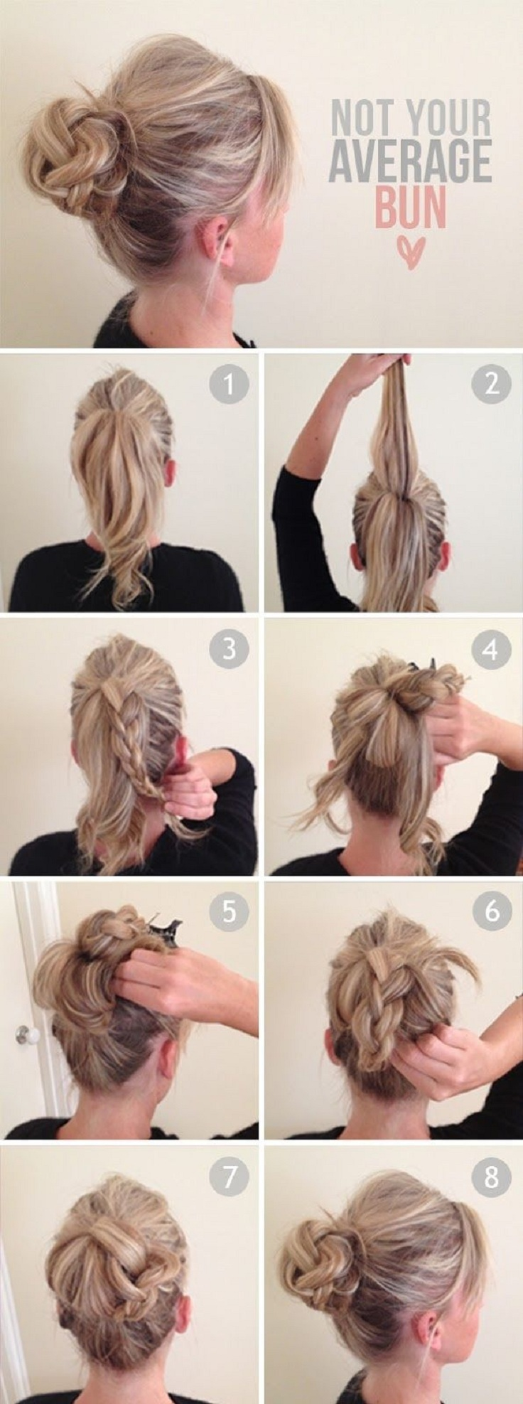 Top 10 Hairstyle Tutorials For This Fall - Top Inspired