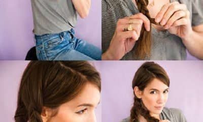 Top 10 Hair Braid Tutorials | Top Inspired