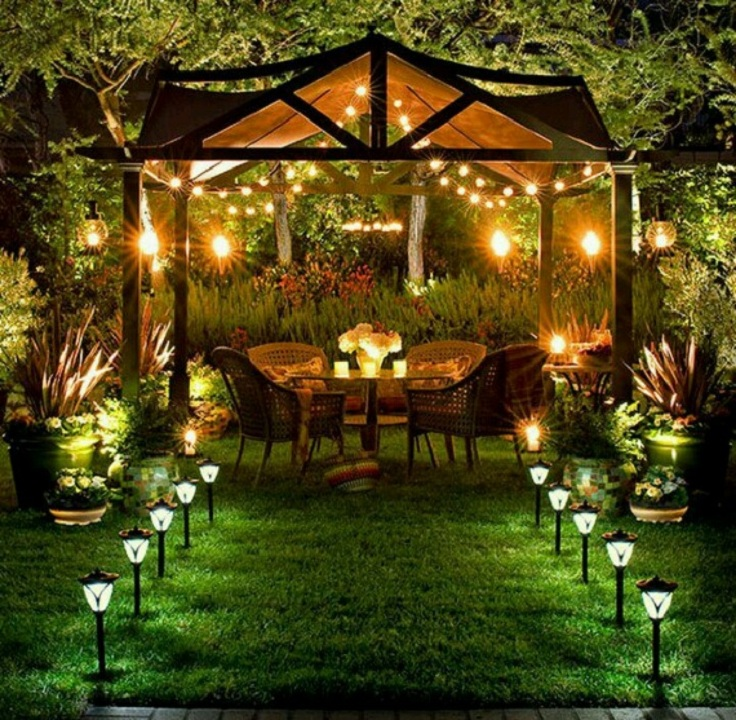 10 Patio Ideas