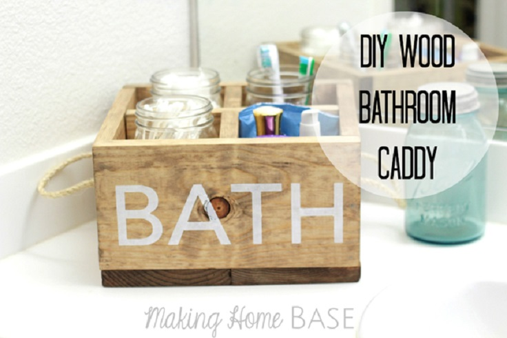Top 10 Best DIY Shower Caddies