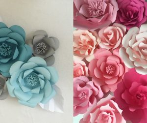 Top 10 DIY Artificial Flowers Projects