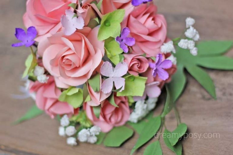 Paper-rose-bouquet-tutorial-FREE-template7