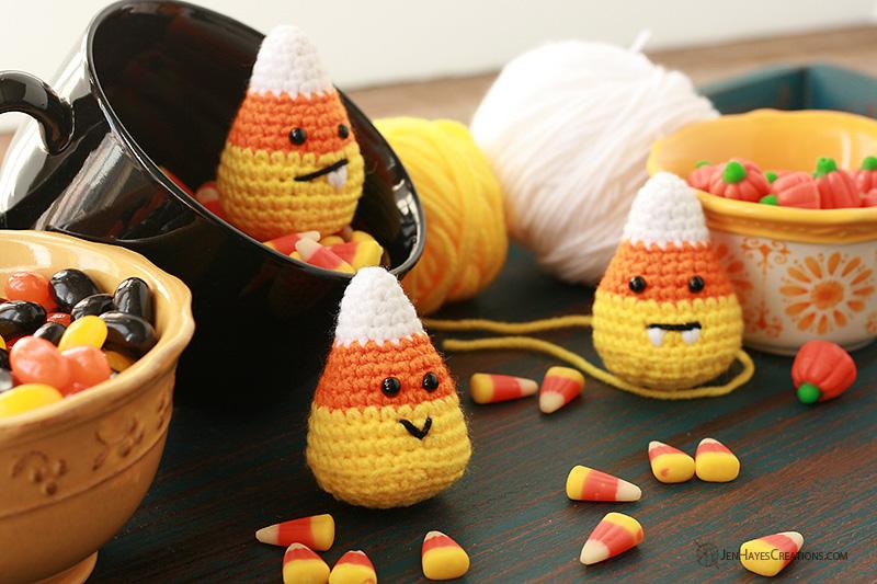 crochet-candy-corn