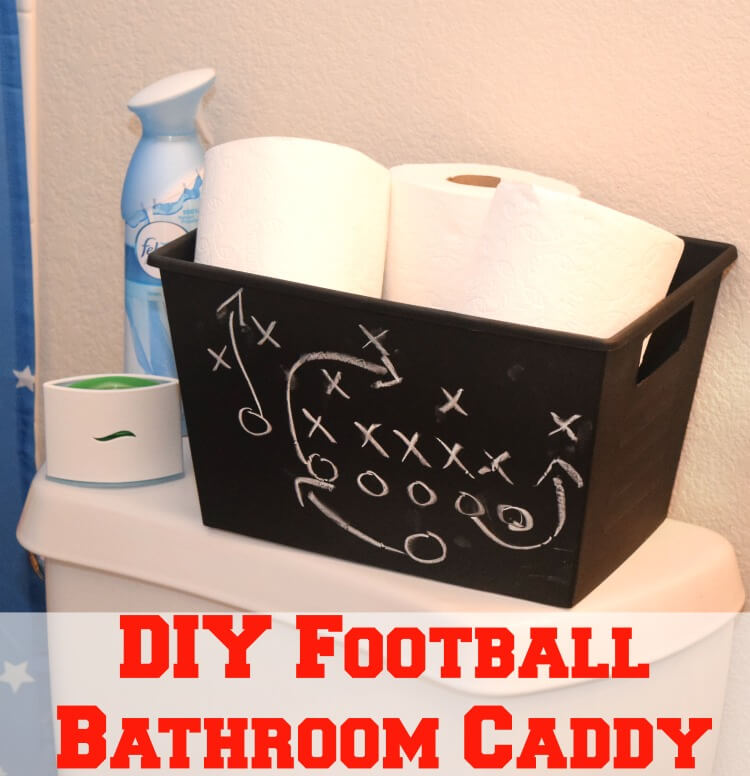 diy-football-bathroom-caddy