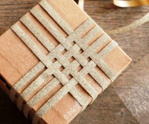 Top 10 Beautiful DIY Brown Paper Wrapping Ideas