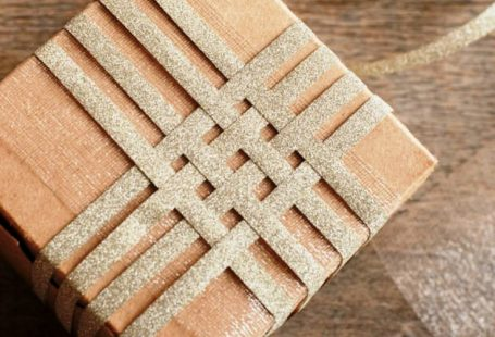 Top 10 Beautiful DIY Brown Paper Wrapping Ideas | Top Inspired