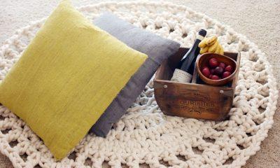 Top 10 DIY Crochet Rugs | Top Inspired