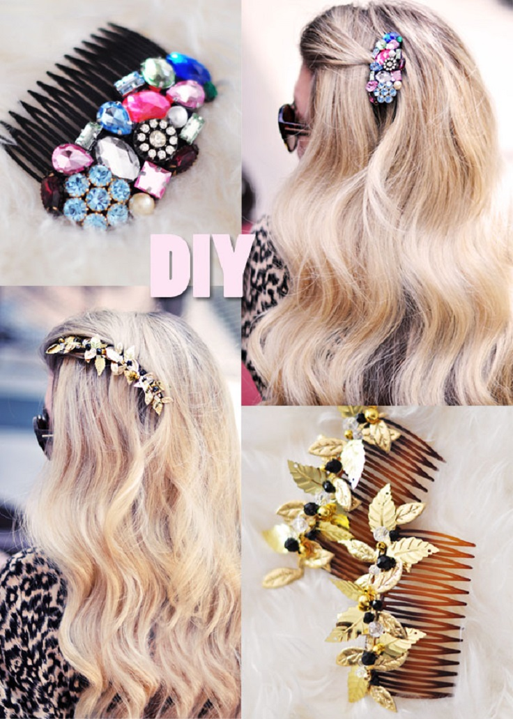 Top 10 Diy Hair Accessories Top Inspired