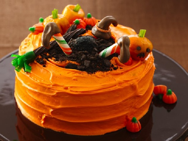 Top 10 Halloween Cake Ideas - Top Inspired