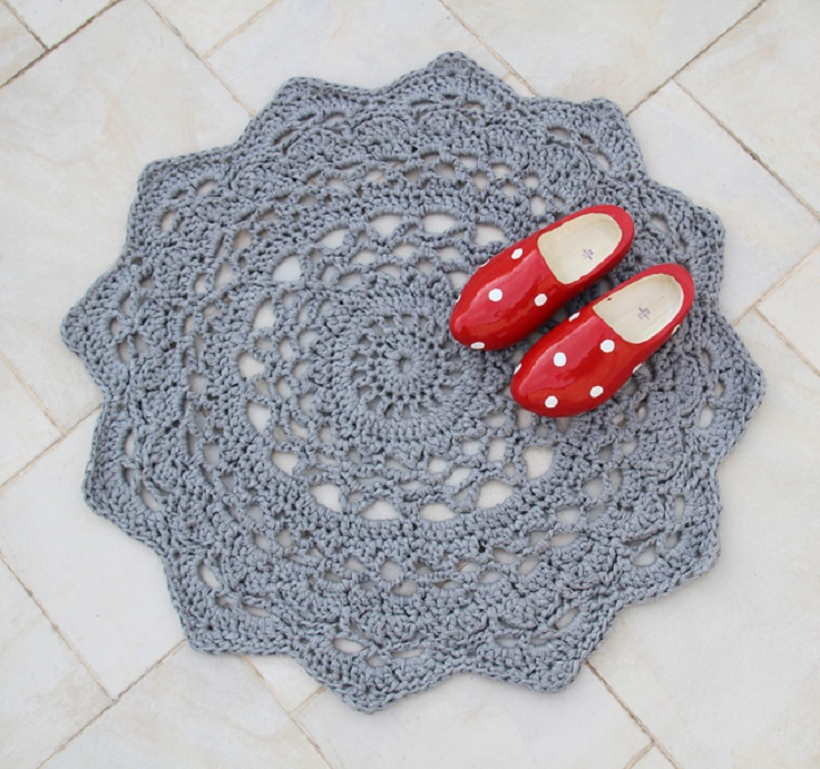 Top 10 Diy Crochet Rugs Top Inspired