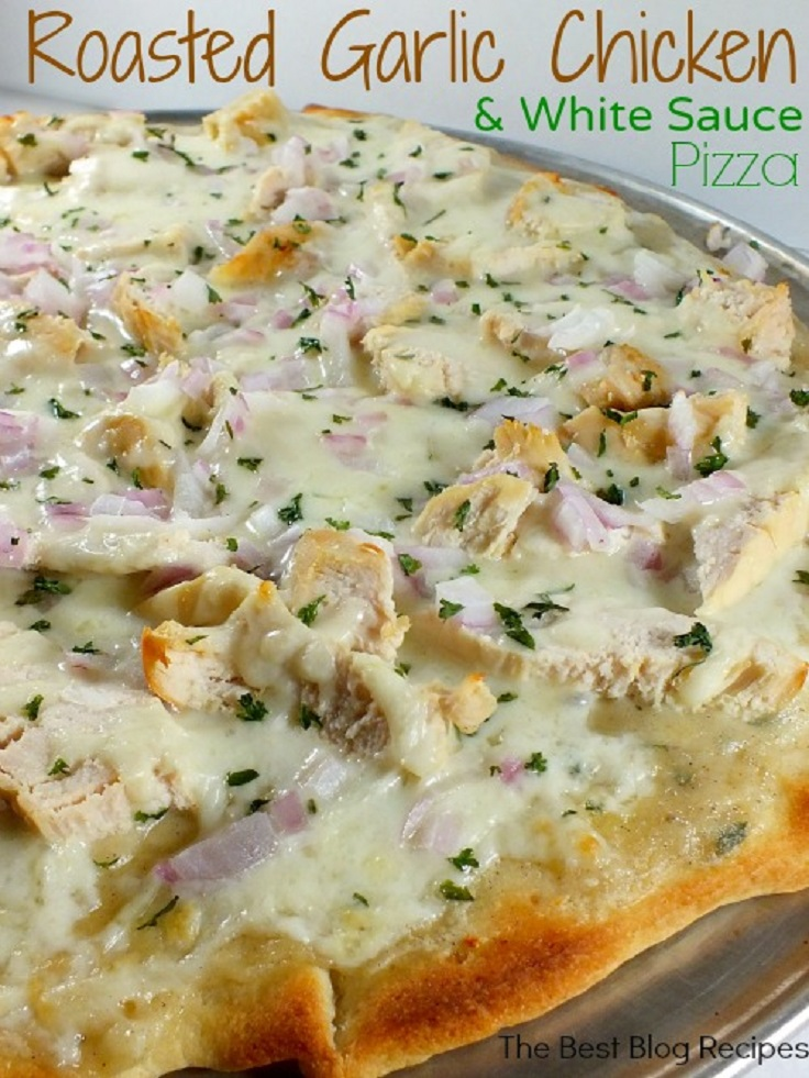 Top 10 Homemade Pizza Recipes