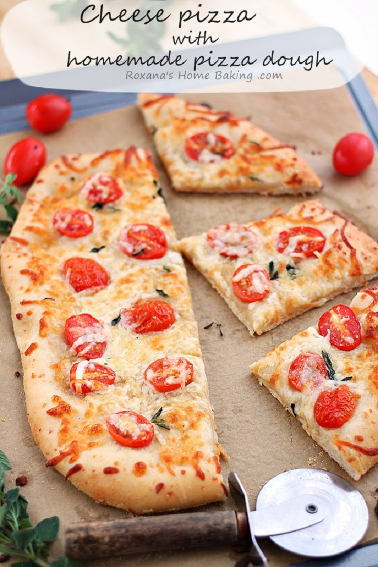 Top 10 Homemade Pizza Recipes - Top Inspired