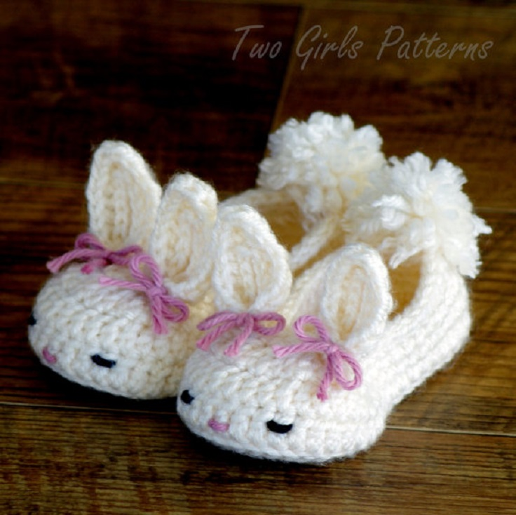 Top 10 DIY Crochet Baby Shoes