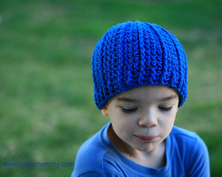 Easy Crochet Ribbed Hat Patterns : Top 10 DIY Crocheted Hats - Top Inspired