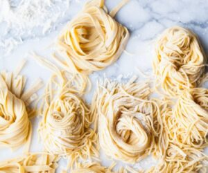 Top 10 Best Homemade Pasta Recipes