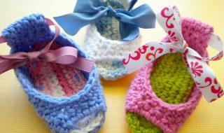 Top 10 DIY Crochet Baby Shoes   Top Inspired