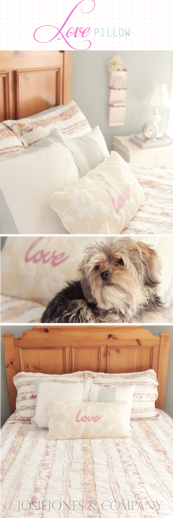 Top 10 DIY Decorating Pillows Ideas
