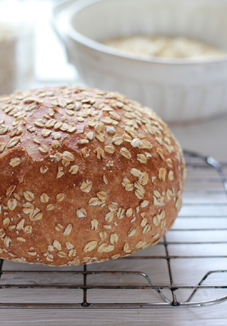 Top 10 Whole Wheat Bread Recipes | Top Inspired