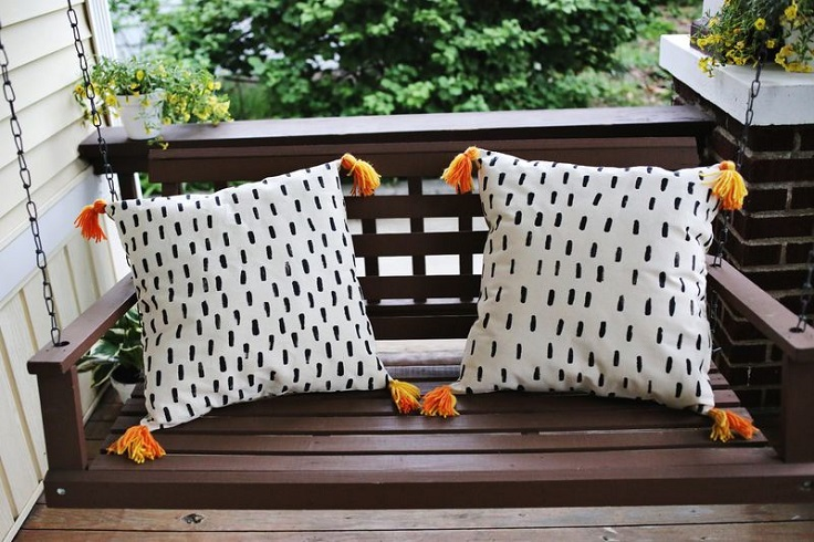 Top 10 DIY Decorating Pillows Ideas | Top Inspired