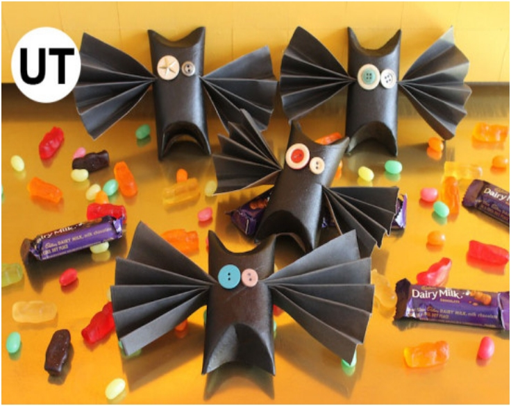 Top 10 DIY Halloween Treat Bags