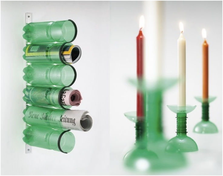 Clever Ways to Reuse PET Bottles