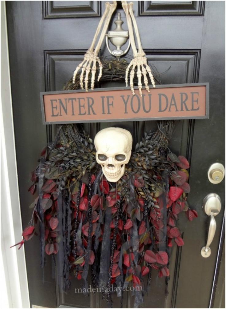 Creepy-Skull-Wreath
