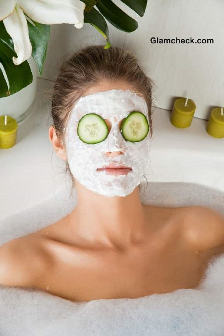 Cucumber-Face-Mask-for-Oily-and-Acne-Prone-Skin