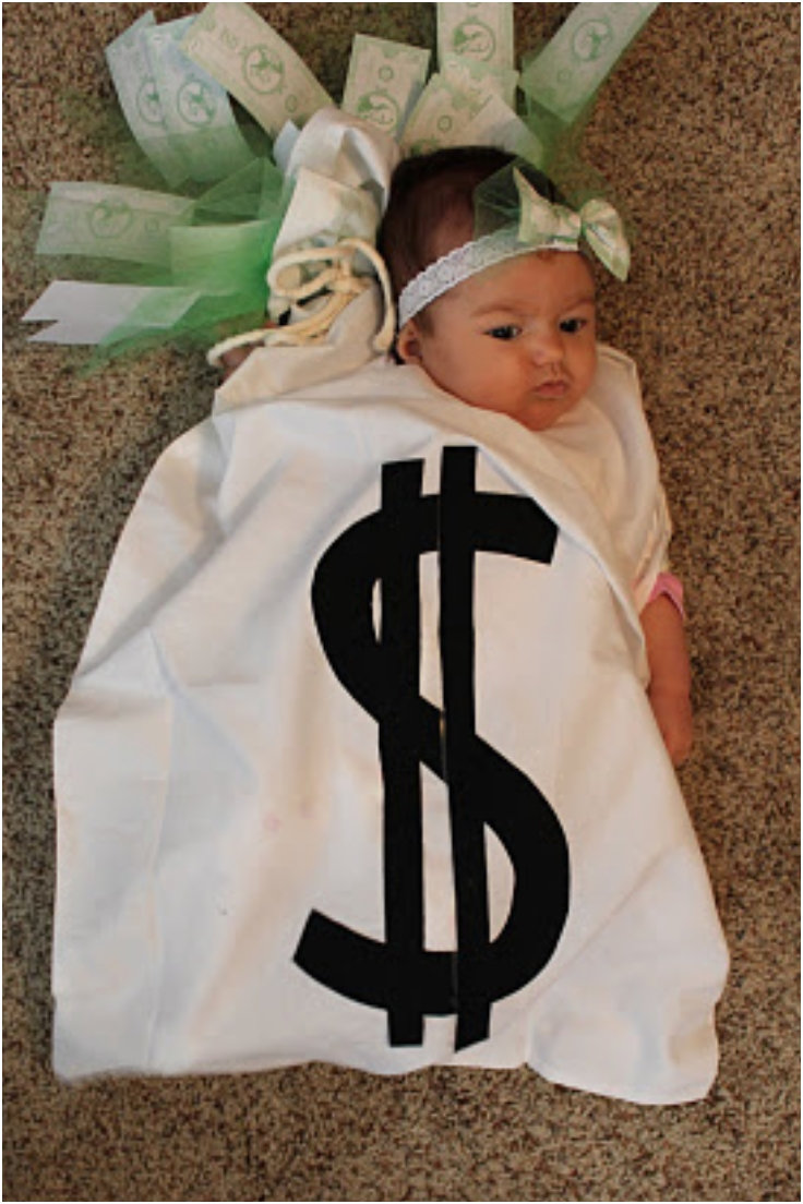 top 10 adorable diy baby costumes - Diy Halloween Baby Costumes